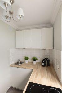kleine keukens een kleine hoekkeuken