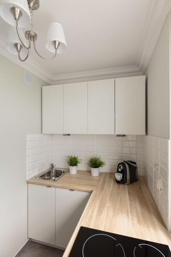 Verwonderlijk Kleine keukens? Informatie tips en voordelen kleine keukens 2020 NF-15