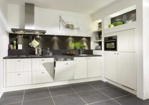 Keuken Moderne Klein : Voorbeelden kleine keukens kleine keukenruimte voorbeelden zien